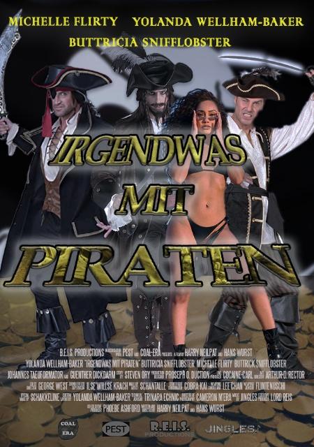 Irgendwas mit Piraten